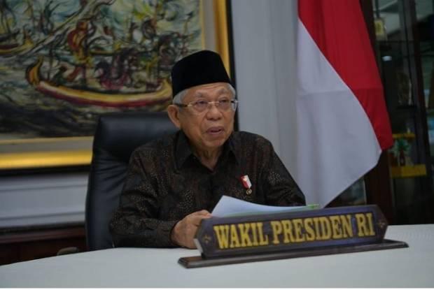 Wapres Targetkan Tahun 2023 Seluruh Wilayah Indonesia Terjangkau Internet