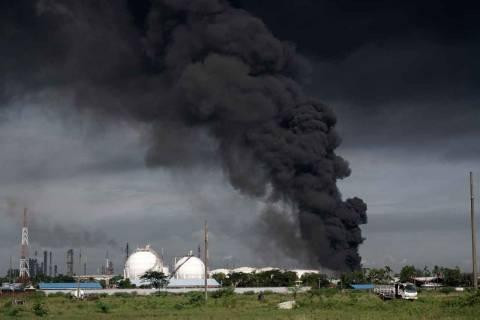Pasca Kebakaran Kilang Cilacap, KLHK Klaim Kualitas Udara Aman