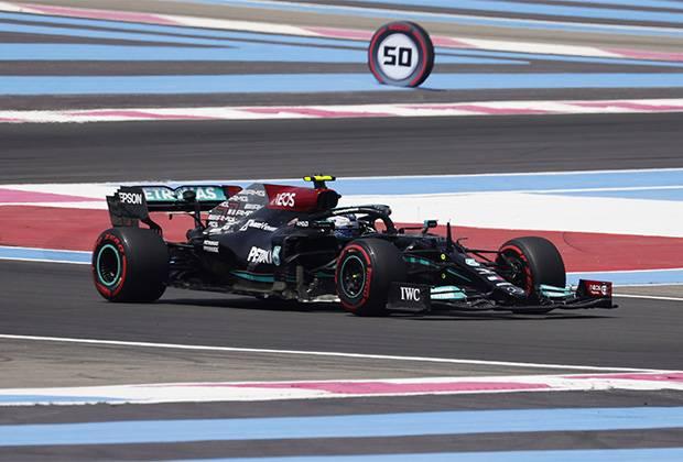 Pakai Sasis Mobil Hamilton, Bottas Tercepat di FP1 GP Prancis 2021