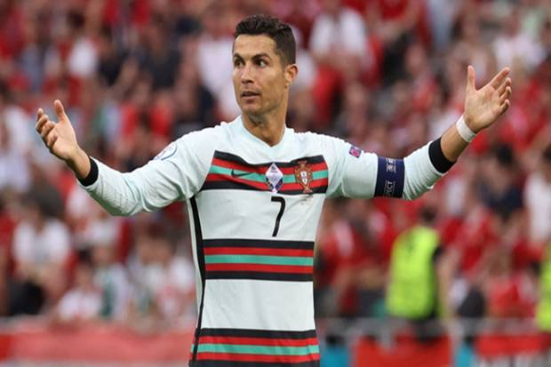 Akankah Kutukan Ronaldo Berlanjut Melawan Jerman?