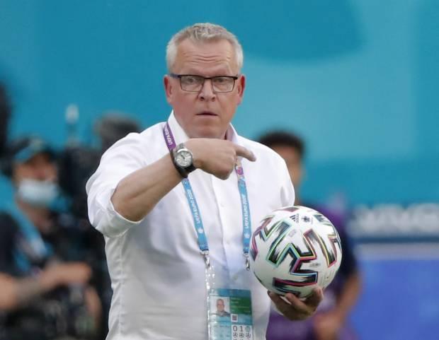 Tidak Pedulikan Skor, Andersson Sebut Swedia Pantas Kalahkan Slovakia
