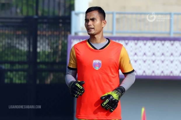 Bekas Kiper Persib Merapat, Persita Tangerang Siap Sambut Liga 1 2021/2022