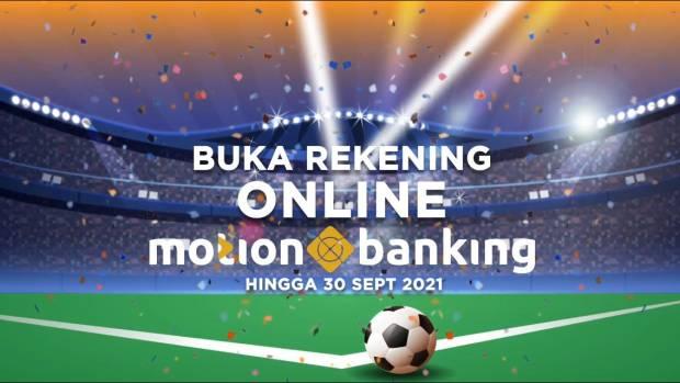 Nonton EURO 2020 di Pay TV MNC Group Dapat Cashback 100%, Buka Rekening MotionBanking Segera!