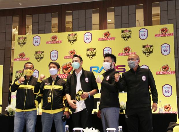 Rans Cilegon FC Jajal Kekuatan Dream Team Extra Joss di Laga Ekshibisi