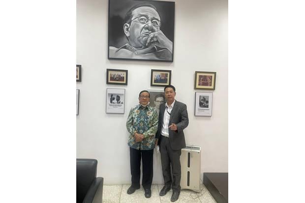 Wejangan Akbar Tanjung ke Junior: Jaga Soliditas dan Silaturahmi, Golkar Akan Jaya