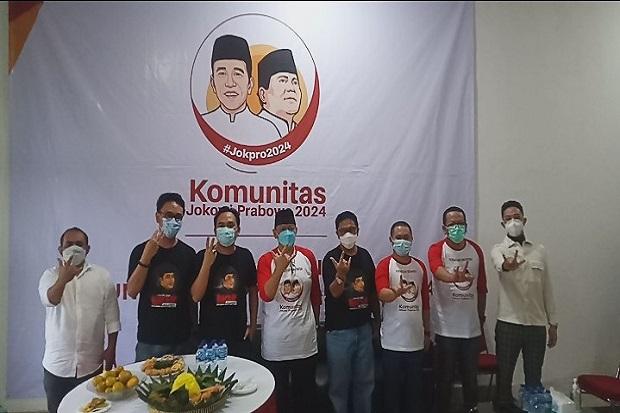Sekretariat Nasional Jokowi-Prabowo 2024 Hari Ini Resmi Diluncurkan
