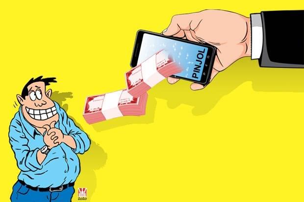 SMS dari Pinjol Ilegal Marak, Satgas: Langsung Blokir!