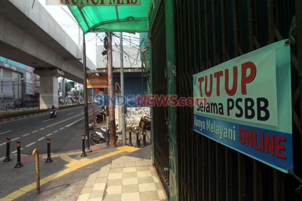 Covid-19 Mengganas, Ekonom Sarankan Pemerintah Terapkan PSBB Total