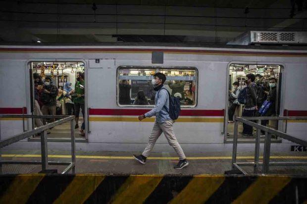 Lusa, KAI Commuter Gelar Tes Antigen Acak Bagi Pengguna KRL