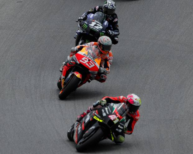 Ingin Kuasai Lagi GP Jerman, Marquez Minta Wejangan Legenda MotoGP