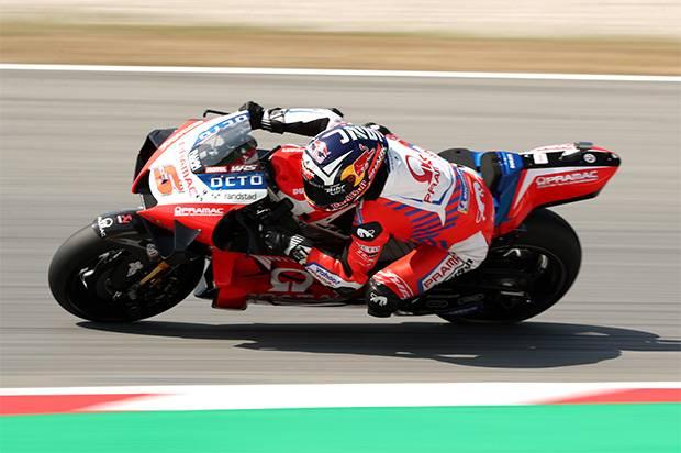 Patahkan Rekor Marquez, Johann Zarco Rebut Pole Position di MotoGP Jerman 2021