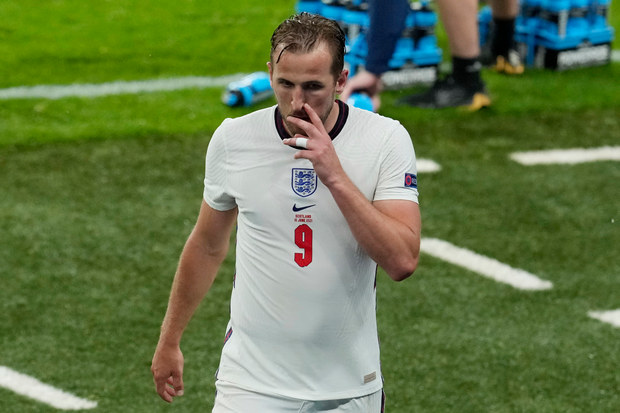 Melempem di Piala Eropa 2020, Kane Klaim Bukan Imbas Ingin Cari Klub Baru