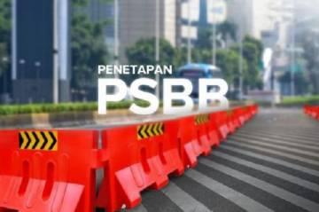 Pemerintah Diminta Terapkan PSBB untuk Zona Merah dan Oranye