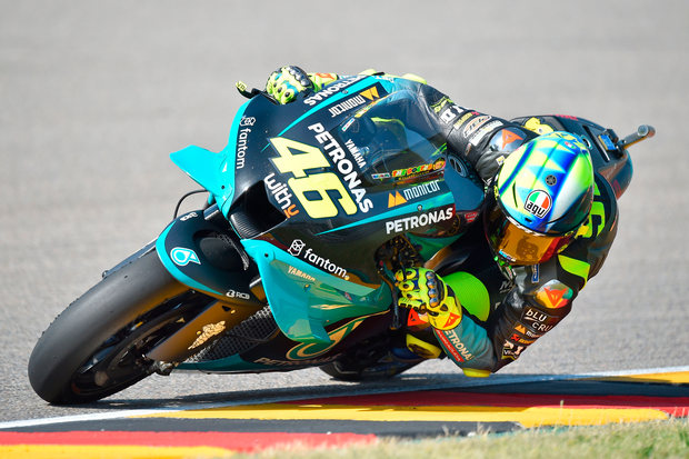 Valentino Rossi Ramalkan Performa Marc Marquez di GP Jerman 2021