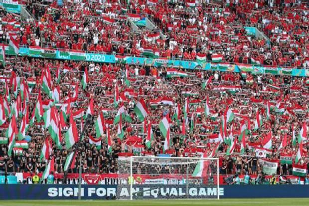 Seputar Piala Eropa 2020: UEFA Selidiki Insiden Diskriminatif di Puskas Arena