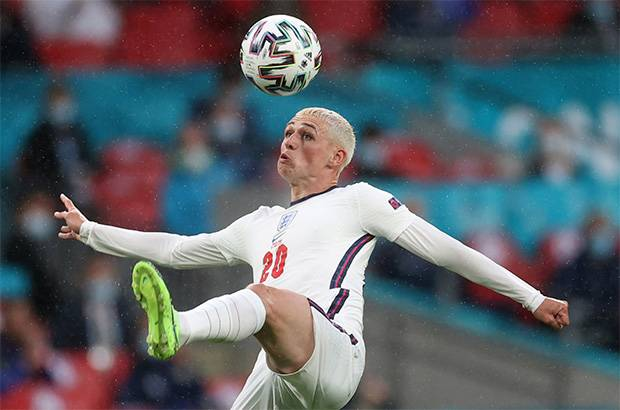Jika Juara Piala Eropa 2020, Skuad Timnas Inggris Nazar Ikuti Gaya Rambut Phil Foden