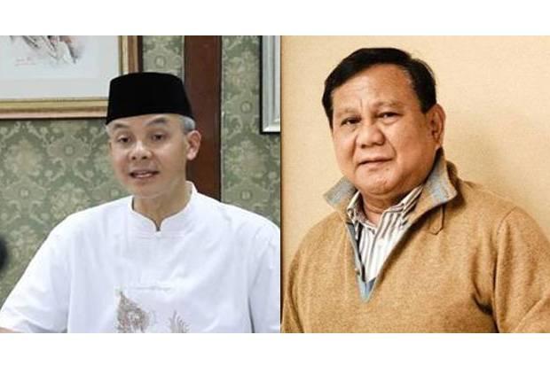 Deklarasi Ganjar-Prabowo, Relawan Tak Ingin Ketinggalan Kereta