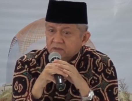 Presiden Tiga Periode Terealisasi, Anwar Abbas Urut Dada Sambil Berucap Kasihan Sekali...