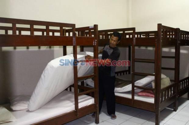 Asrama Haji Siap Kembali Digunakan sebagai Tempat Isolasi Pasien Covid-19