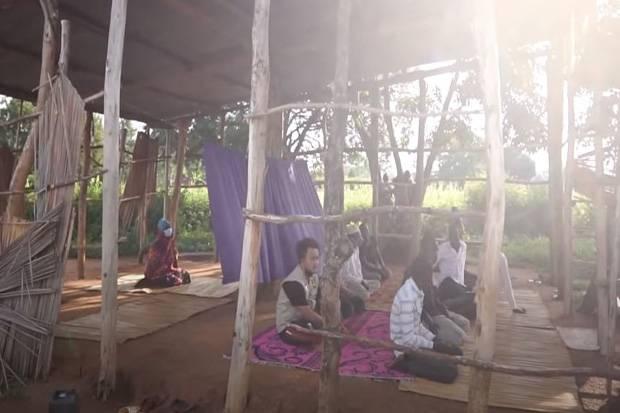 INH Gandeng Youtuber Hasan Abdillah Ajak Bangun Masjid di Uganda