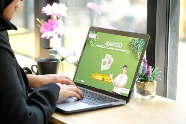 Lewat Amigo, Amitra Sediakan Layanan Pembiayaan Emas Logam Mulia