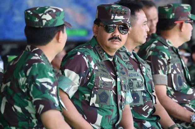 Demi Soliditas TNI, Jokowi Disarankan Ikuti UU soal Pengganti Marsekal Hadi