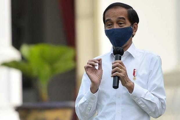 Alasan Jokowi Pilih PPKM Mikro Dibanding Lockdown atau PSBB: Tak Matikan Ekonomi Rakyat