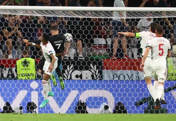 Lakukan Comeback Kontra Hungaria, Jerman Bertahan di Piala Eropa 2020