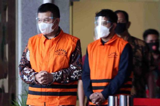 KPK Selisik Arahan Khusus Aa Umbara untuk Pejabat Pemkab Bandung Barat