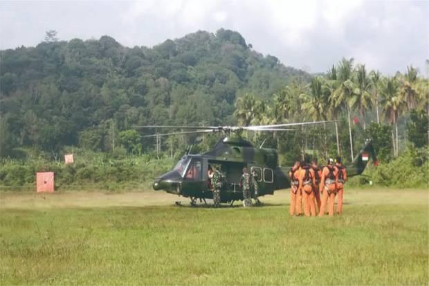 Puspenerbad Gelar Latihan Tembak Senjata Pesawat Terbang 5 Hari di Semarang