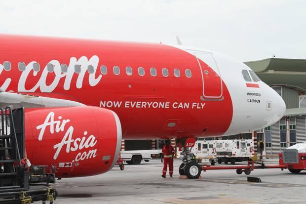 CMPP AirAsia Stop Penerbangan Berjadwal hingga 6 Agustus 2021