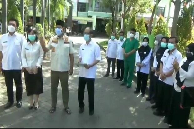 48 Tenaga Kesehatan Terpapar COVID-19 RSUD Kota Pasuruan Dilockdown