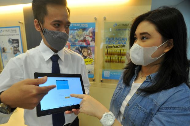 BCIC Tabungan Naik Signifikan, J Trust Bank Catat Pertumbuhan Positif DPK di Kuartal I