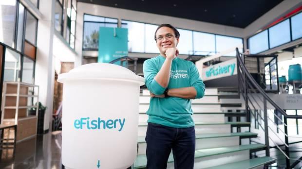 eFishery Beri Kontribusi Rp390,43 Miliar ke Perekonomian RI
