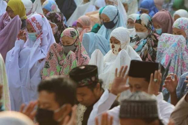 Masyarakat Diimbau Patuhi Larangan Salat Iduladha di Masjid yang Berada di Zona Merah-Oranye