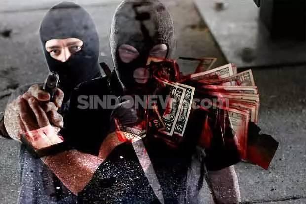 Gondol Rp363 Juta, 4 Perampok Nasabah Bank di Papua Tak Berkutik Diringkus di Makassar