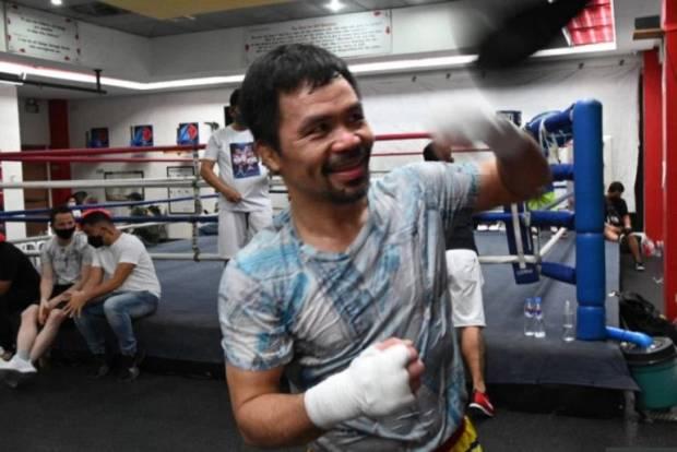 Kebangkitan Manny Pacquiao: Aku Lapar Menang Lawan Errol Spence Jr