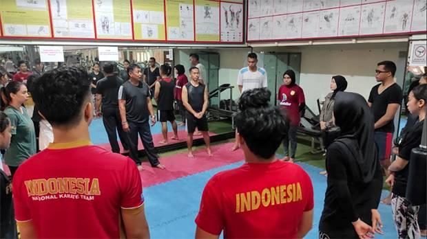 Atlet Karate Sulsel Optimistis Dibebankan 3 Emas di PON XX Papua 2021
