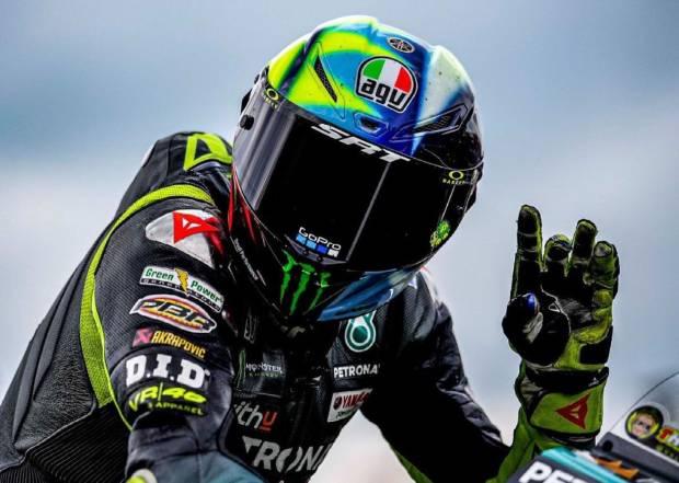 Terus Terpuruk di MotoGP 2021, Valentino Rossi Diminta Pensiun