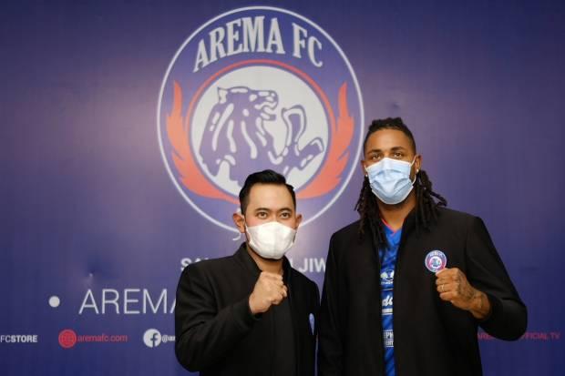 Tatap Liga 1, Ini Harapan Presiden Arema FC Kepada Pemain dan Fans