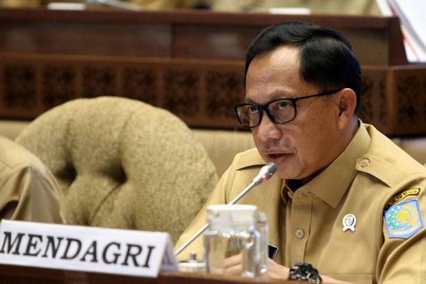 Selain 19 Gubernur, Kini Giliran 410 Bupati dan Wali Kota Ditegur Mendagri