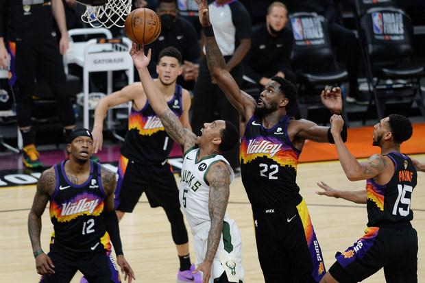 Phoenix Suns Optimis Kalahkan Bucks di Game ke-6 Final NBA 2021