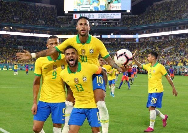 Brasil Bertabur Bintang Memburu Emas Sepak Bola Olimpiade