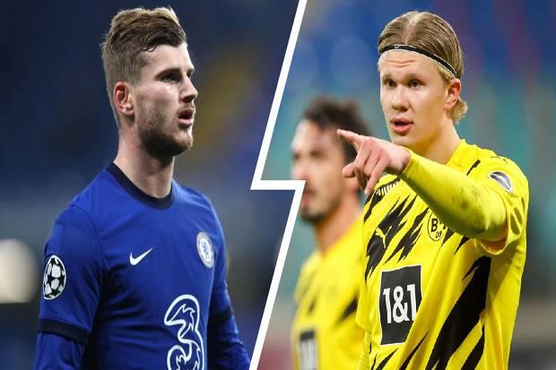 Tammy Abraham Ditolak Dortmund, Chelsea Barter Werner dengan Haaland