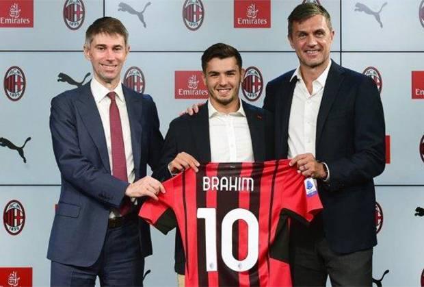 Brahim Diaz Ungkap Alasan Pilih Nomor Punggung 10 di AC Milan