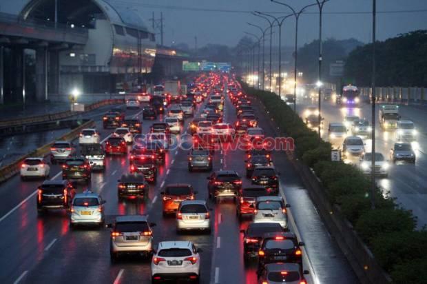 JSMR Lewat Tol Cikampek, Perhatikan Titik Perbaikan Jalan Berikut Ini!
