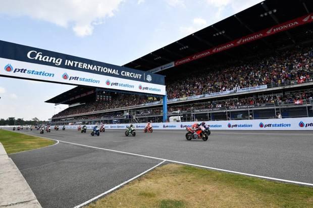 Kasus Covid-19 Melonjak, Thailand Terancam Batal Jadi Tuan Rumah MotoGP 2021