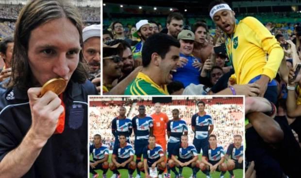Medali Emas Messi dan 5 Momen Sepak Bola Olimpiade Paling Berkesan