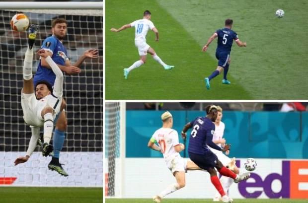 Deretan 10 Pencetak Gol Terbaik UEFA Musim Ini Yang Mencengangkan