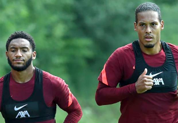 Klopp Minta Fans Liverpool Sabar terkait Cedera Van Dijk dan Joe Gomez